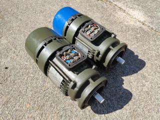 Réparation rebobinage bobinage moteur MGM